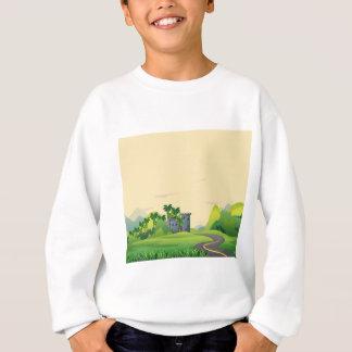 城 スウェットシャツ