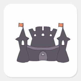 城 スクエアシール