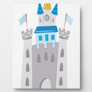 城 フォトプラーク