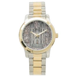 城 腕時計
