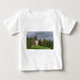 城LEOD -スコットランドマッケンジーの一族 ベビーTシャツ