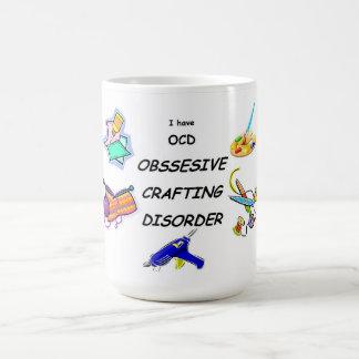 執拗な制作の無秩序 コーヒーマグカップ