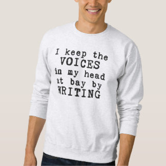 執筆は軽いワイシャツを表明します スウェットシャツ