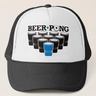 基本ビールPong -青 キャップ