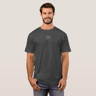 基本木炭ヒースのティー Tシャツ