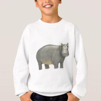 基本的なカバ スウェットシャツ