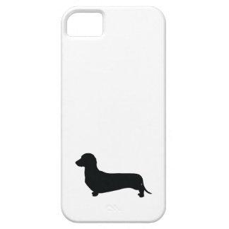 基本的なダックスフント iPhone SE/5/5s ケース