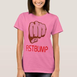 基本的なピンクのワイシャツ Tシャツ