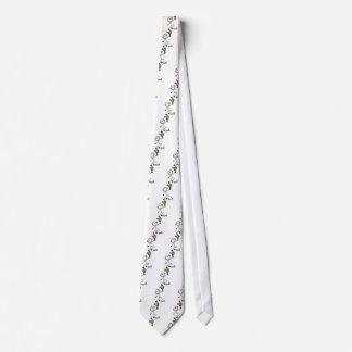 基本的な棒の姿のテニスのTシャツおよびギフト ネクタイ