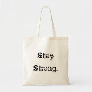 基本的な滞在の強い袋 トートバッグ
