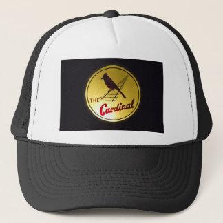 基本的な鉄道印の帽子 キャップ