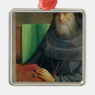 基本的なBessarion c.1475のポートレート メタルオーナメント