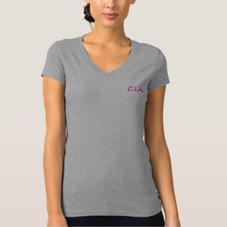 基本的なCIAのTシャツ Tシャツ