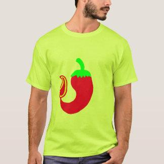 基本的なTシャツの熱いハラペーニョ Tシャツ