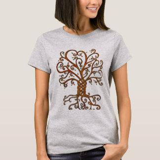 基本的なTシャツ生命の樹 Tシャツ