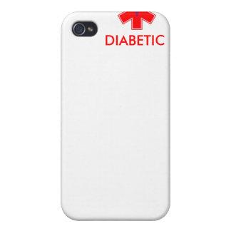 基本糖尿病性警報- iphone 4ケース- iPhone 4/4Sケース