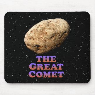 基本素晴らしい彗星- マウスパッド