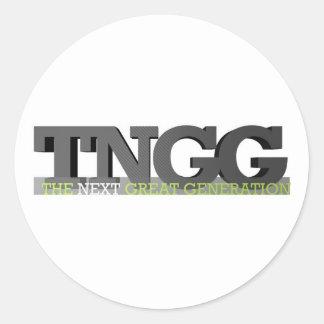 基本TNGG ラウンドシール