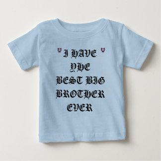 基盤、基盤、私にYHEの最も最高のなお兄さんがいます ベビーTシャツ