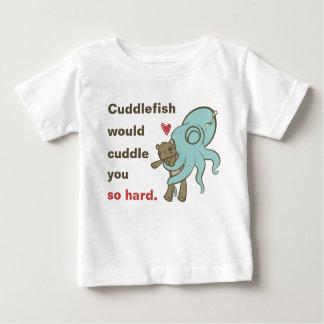 堅いそう抱きしめて下さい ベビーTシャツ