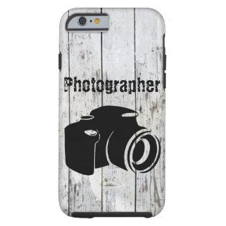 堅いカメラのiPhone 6のカメラマン ケース