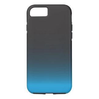 堅いシンプルで黒くおよび青のiPhone 7の箱 iPhone 8/7ケース