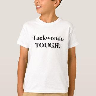 堅いテコンドー Tシャツ