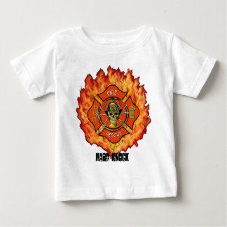 堅いノック ベビーTシャツ