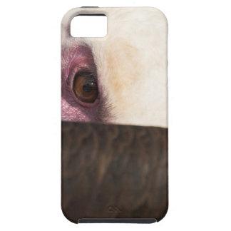 堅いハゲタカのiPhone 5の穹窖の閉めて下さい iPhone SE/5/5s ケース