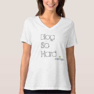 堅いブログそう Tシャツ