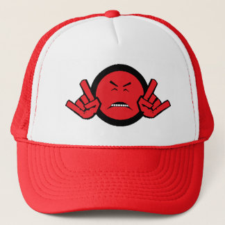 堅いロッカーの帽子 キャップ
