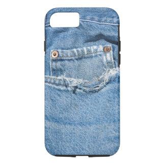 堅い古いジーンズのiPhone 7 iPhone 8/7ケース