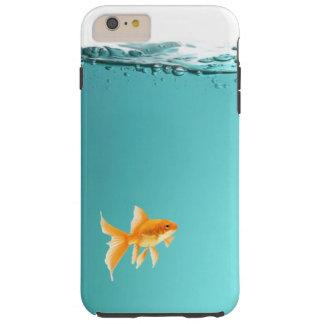 堅い場合と金魚のiPhone 6/6S Tough iPhone 6 Plus ケース