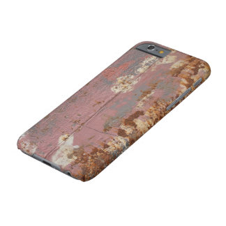 堅い場合と錆ついたスタイルのデザインのiphone 6s barely there iPhone 6 ケース