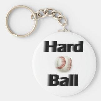堅い球の行為 キーホルダー