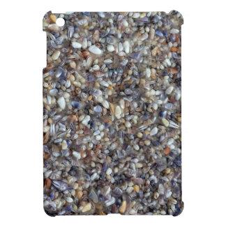 堅い貝のiPad Miniケース-貝殻のデザイン iPad Miniケース