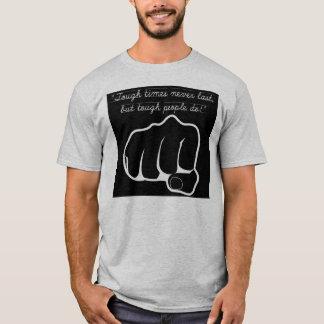 堅い1つ Tシャツ