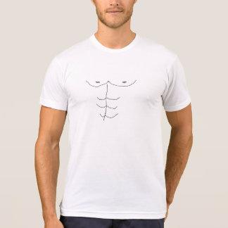 堅い Tシャツ