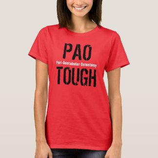 """""""堅いPAO - Peri Acetabular Osteotomy """" Tシャツ"""
