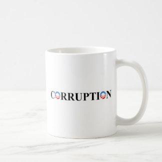 堕落 コーヒーマグカップ