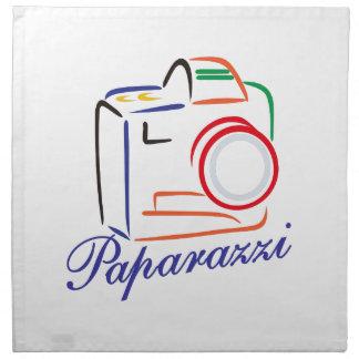 報道写真家のカメラ ナプキンクロス