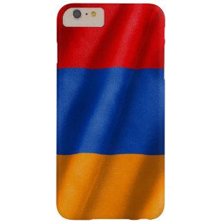 場合とアルメニアの旗のiPhone 6/6s Barely There iPhone 6 Plus ケース