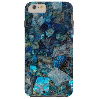 場合とアートな曹灰長石の抽象芸術のiPhone 6/6s シェル iPhone 6 ケース