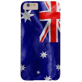 場合とオーストラリアの旗のiPhone 6/6s Barely There iPhone 6 Plus ケース