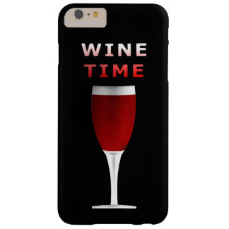 場合とワインの時間iPhone 6/6s Barely There iPhone 6 Plus ケース
