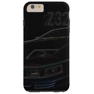 場合と日産300zx Z32のiPhone 6/6s Tough iPhone 6 Plus ケース