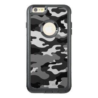 場合と灰色のカムフラージュのオッターボックスのiPhone 6/6s オッターボックスiPhone 6/6s Plusケース