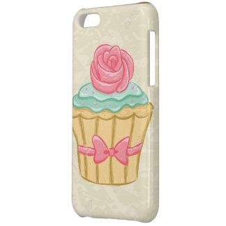 場合のカップケーキのピンク iPhone 5C CASE