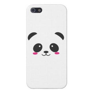場合のパンダ iPhone 5 カバー