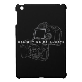 場合の精通した光沢のあるiPad Miniケースのキャノンのカメラ iPad Mini Case